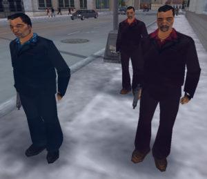 Yakuza GTA III