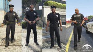 Policajci u GTA 5