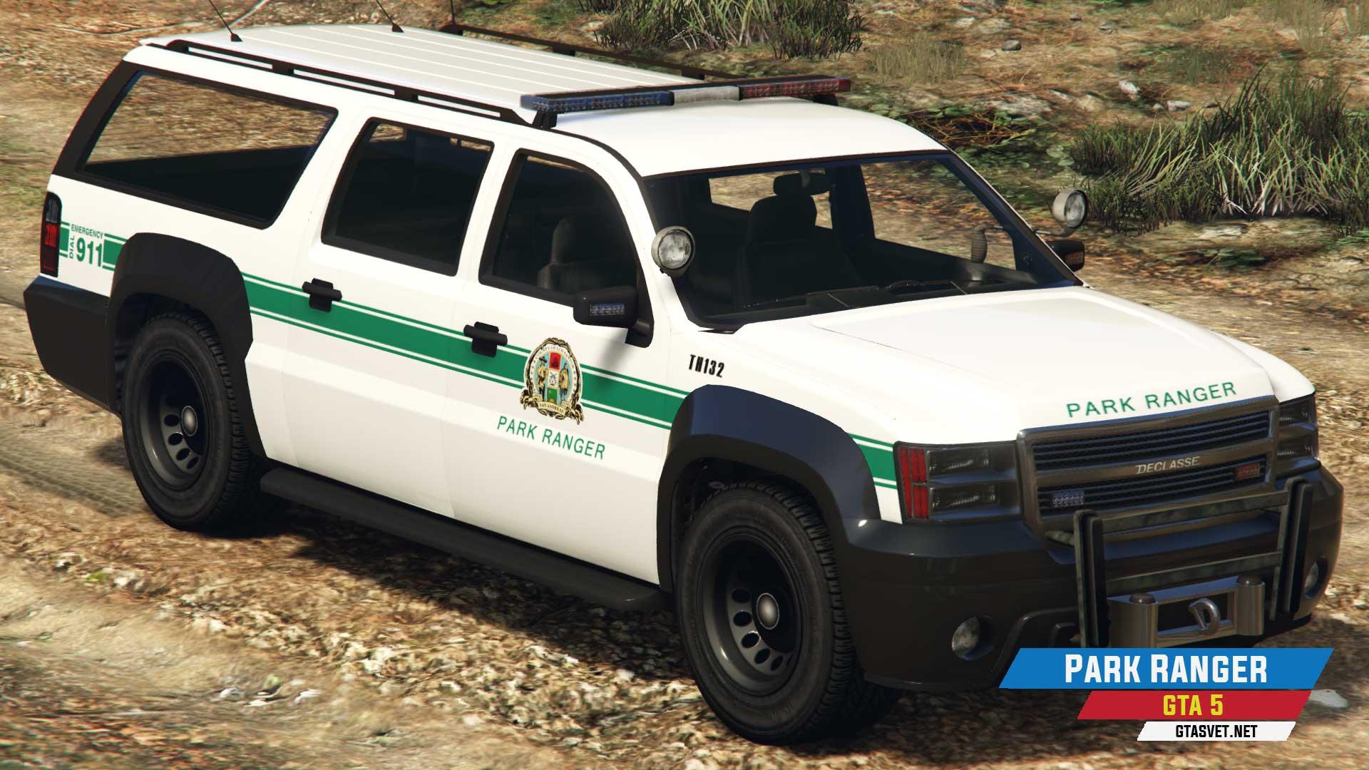 Park Ranger u GTA 5