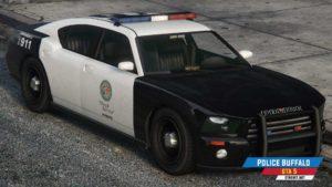 Police Buffalo u GTA 5