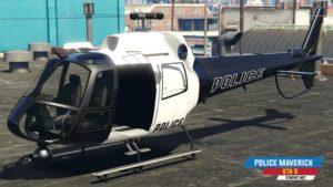 Police Maverick u GTA 5