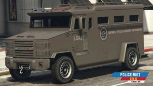 Police Riot u GTA 5