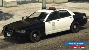Police Cruiser u GTA 5