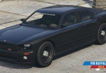 FIB Buffalo u GTA 5